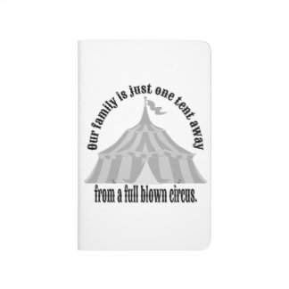 One tent away journal