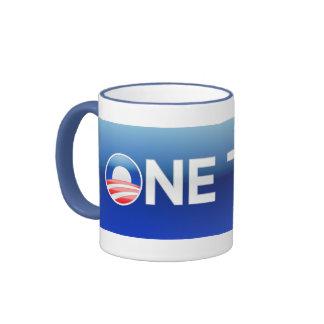 One Term Obama Mug