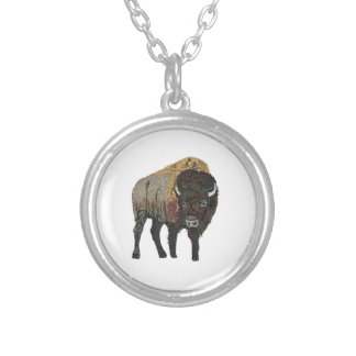 ONE THAT ROAMS ROUND PENDANT NECKLACE