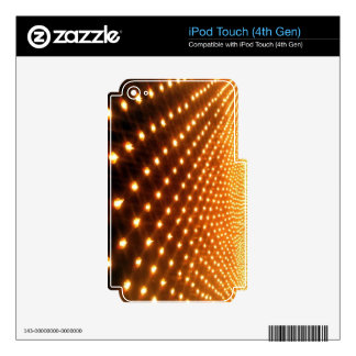 One thousand candles iPod touch 4G skins