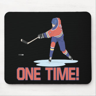 One Time Mouse Pad