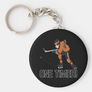 One Timer Keychain