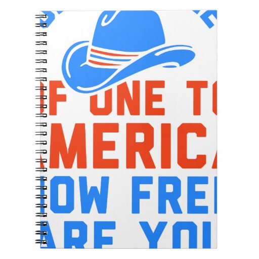 One To America Notebook