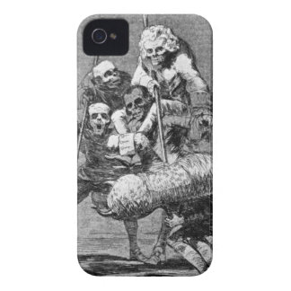 One to anothers by Francisco Goya iPhone 4 Cover