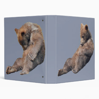 """One Touch EZD™ Ring Avery  1"""" Binder bear cub"""