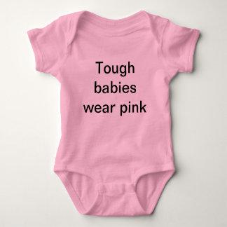 One tough baby baby bodysuit