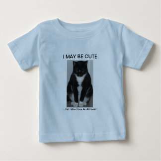 One Tough Cat! series Baby T-Shirt