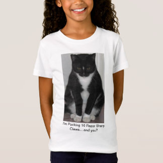 One Tough Cat! series T-Shirt