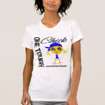 One Tough Chick Colon Cancer Warrior Tees