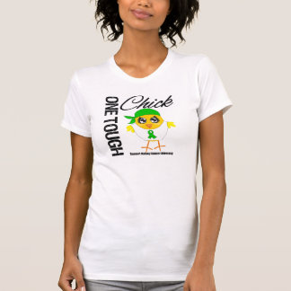 One Tough Chick Kidney Cancer Advocacy Shirt