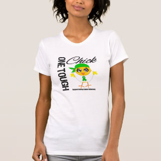 One Tough Chick Kidney Cancer Advocacy T-shirt