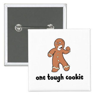 One Tough Cookie Kids Pinback Button