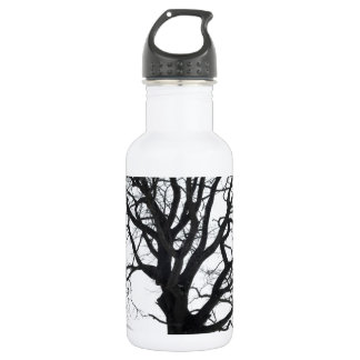 One Tree and Snow Water Bottle