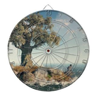 One Tree Island Dart Board