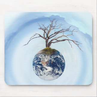 One Tree Planet Mouse Pad