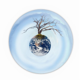 One Tree Planet Statuette