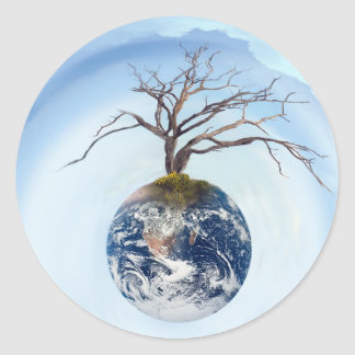 One Tree Planet Stickers