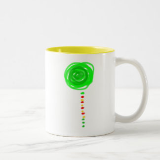 One Tree Two-Tone Coffee Mug