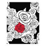 One True Love Pattern Products Letterhead