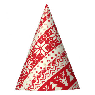 One Ugly Red Christmas. Party Hat