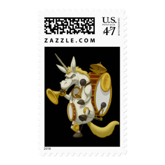 One-Unicorn Band Stamps