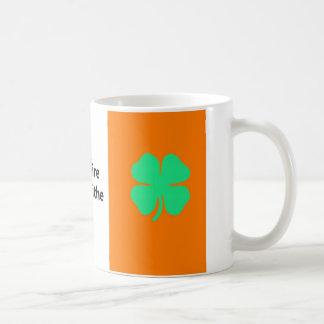One United Ireland Flag Coffee Mug
