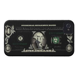 One US Dollar Bill iPhone 4 Case
