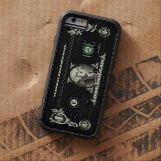 One US Dollar Bill Tough Xtreme iPhone 6 Case