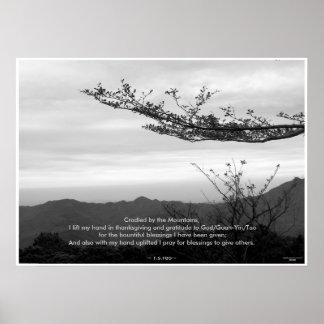 One Visual Prayer/ Poster
