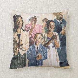 One Voice 2003 Throw Pillow