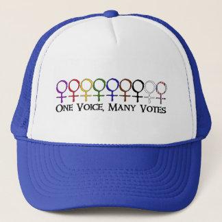 One Voice, Many Votes Trucker Hat