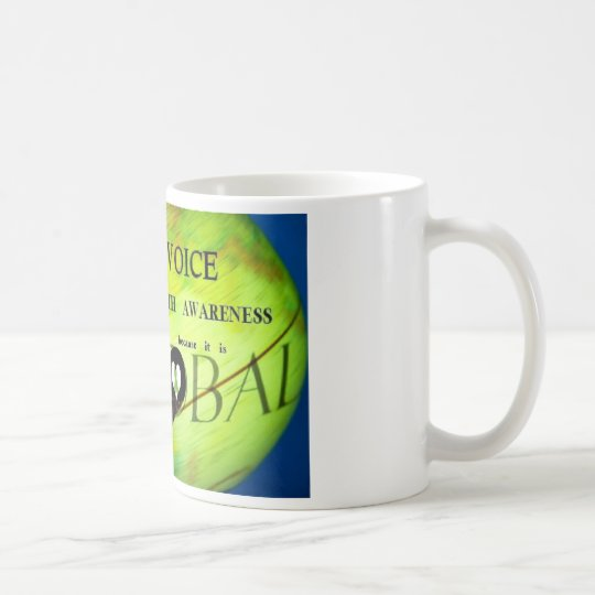 One Voice Mental Health Awareness Coffee Mug