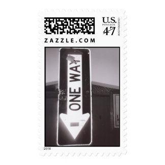 One Way Down Postage