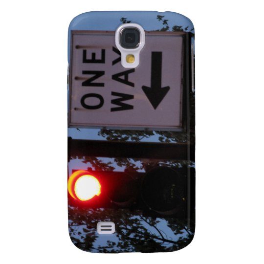 One Way Galaxy S4 Cover