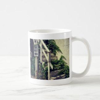One way ivy coffee mug