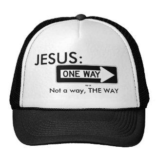 One Way Jesus Hat