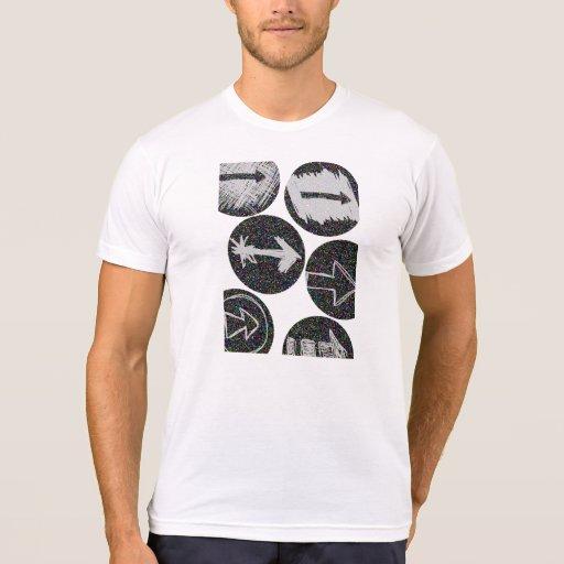 one way tee shirt