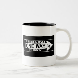 one way to rock mug