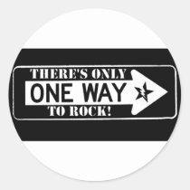coallus, michael, banks, one, way, rock, perseverance, sign, clastic rock, Richard Wright (musician), chondrite, box set, rock outcrop, wall rock, EMI Records, petrifaction, Capitol Records, modus vivendi, life-style, Have a Cigar, natural object, glochid, achondrite, Nick Mason, pricker, pertinacity, spikelet, glochidium, aculeus, whin, whinstone, xenolith, tenaciousness, persistency, bowlder, monad, Sticker with custom graphic design