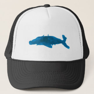 One Whale Trucker Hat