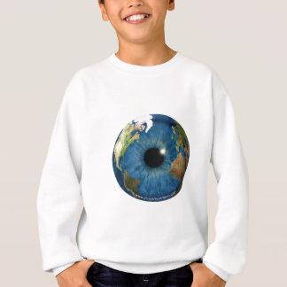 One Who Wakes Christ Vision Apparel Sweatshirt