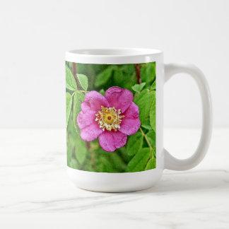 One Wild Rose Coffee Mug