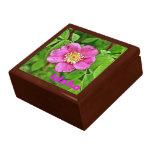 One Wild Rose - Idaho Keepsake Box