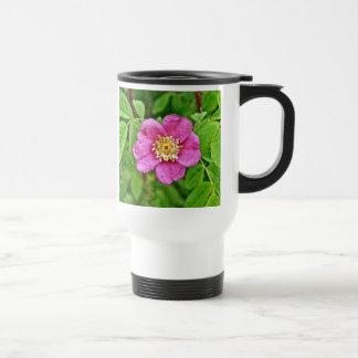 One Wild Rose - Idaho Travel Mug