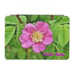 One Wild Rose iPad Mini Cover