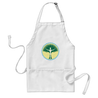 One With Design Adult Apron