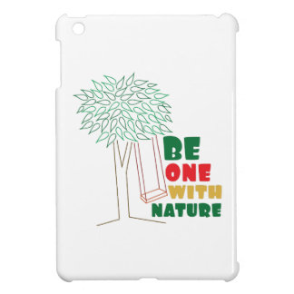 One With Nature iPad Mini Cases