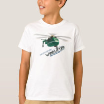 One With The Wind Graphic T-Shirt