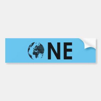 One World Bumper Sticker