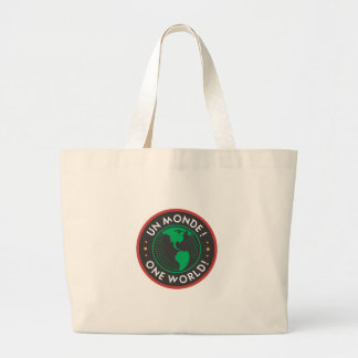 One World Canvas Bag